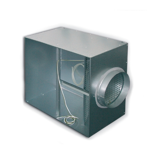 EKOBOX - box pro anemostaty