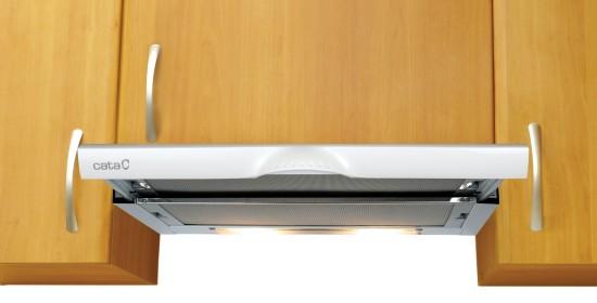 CATA TF 2003 600 - bílá výsuvná digestoř