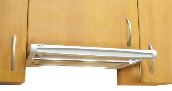 CATA TF 5260 - bílá výsuvná digestoř