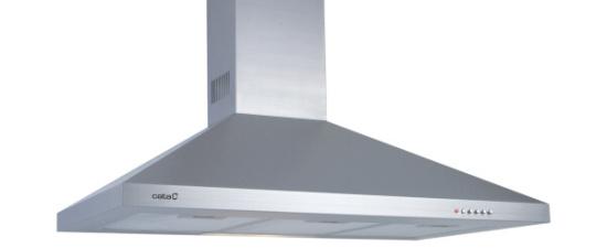 CATA V 700 - nerezová komínová digestoř ke zdi
