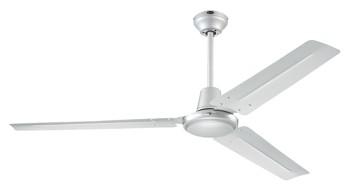 72501 Westinghouse Industrial Silver - stropní ventilátor