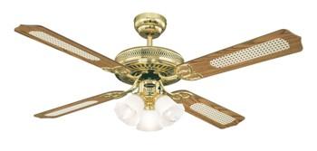 78171 Westinghouse Monarch Trio - stropní ventilátor