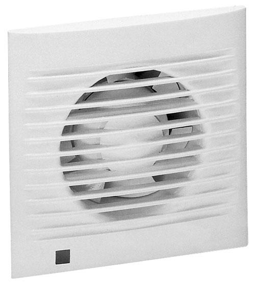 DECOR 100 CZ - malý axiální ventilátor