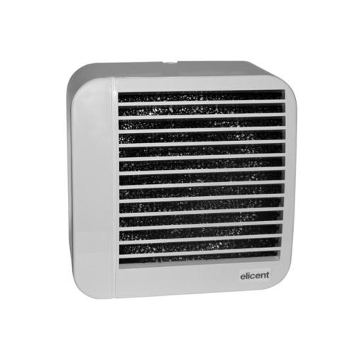 FLUX 250/100 - malý radiální ventilátor bílý