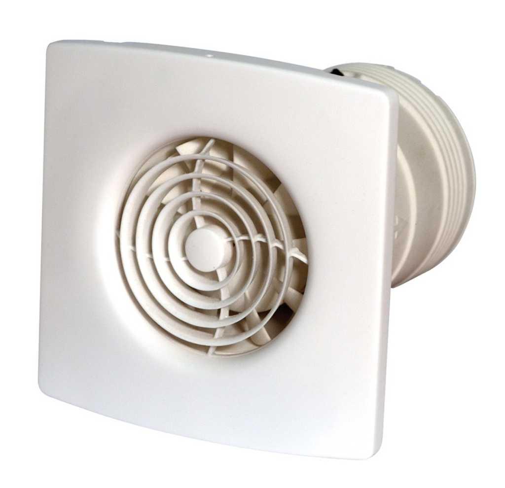 SR Silent 100 S - malý axiální ventilátor