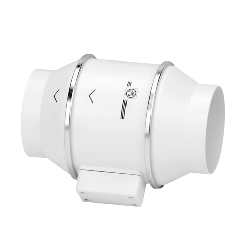 TD Mixvent 350/125 T - potrubní ventilátor s doběhem