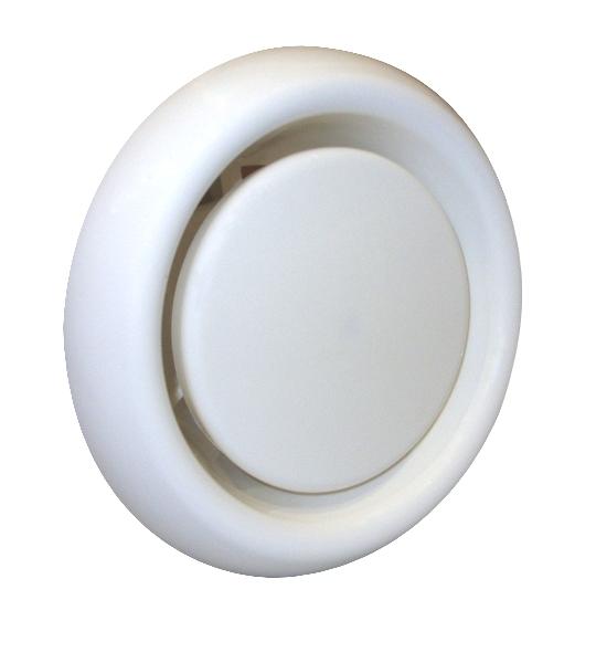 VEB 100 - plastový talířový ventil odvodní