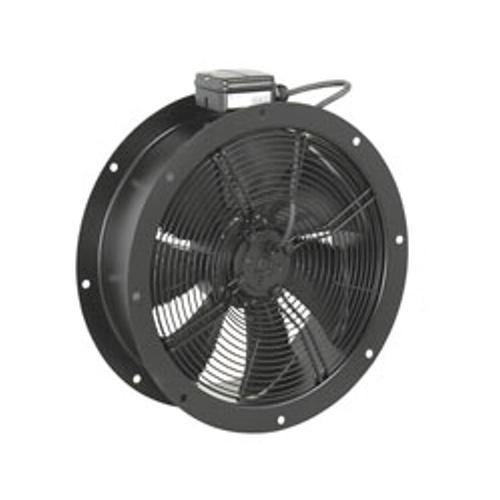 AR sileo 450E4-K - axiální potrubní ventilátor