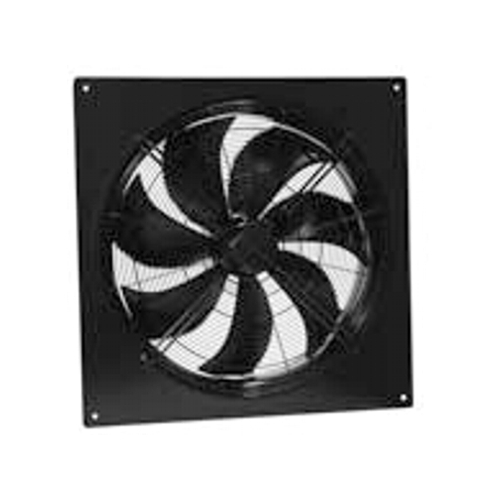 AW sileo 400DV - axiální nástěnný ventilátor