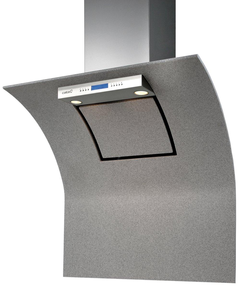CATA COR-L DT4 900 - nerez/corian komínová digestoř ke zdi