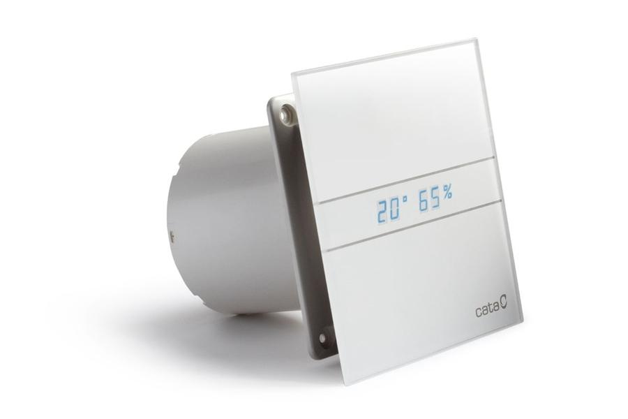 e100 GTH - malý tichý axiální ventilátor