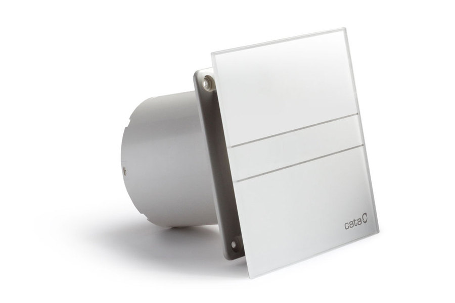 e100 G - malý tichý axiální ventilátor