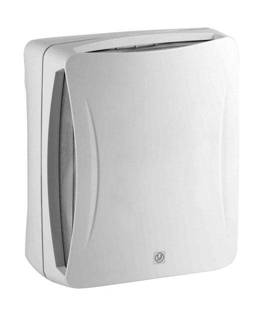 EBB 100 N S - malý radiální ventilátor