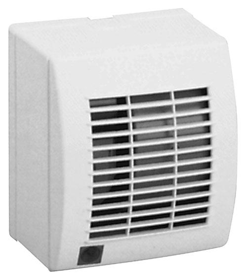 EB 100 HT - malý radiální ventilátor