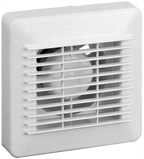 EDM 100 S 12V - malý axiální ventilátor