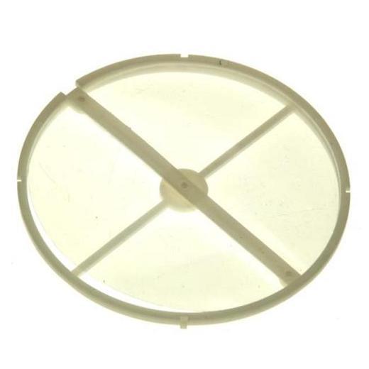 F 100 - plastová zpětná klapka