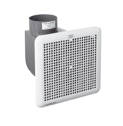 FFCF 234 S - malý radiální ventilátor