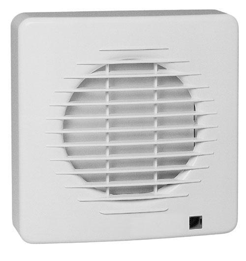 HEF 100 - malý axiální ventilátor