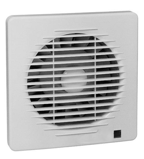 HEF 150 - malý axiální ventilátor