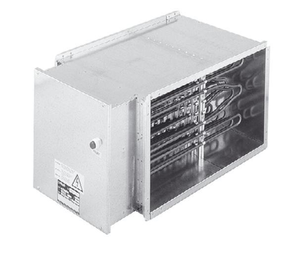 IBE 450/66,6 T - elektrický ohřívač