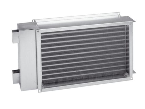 IBW 450-2 - vodní ohřívač vzduchu