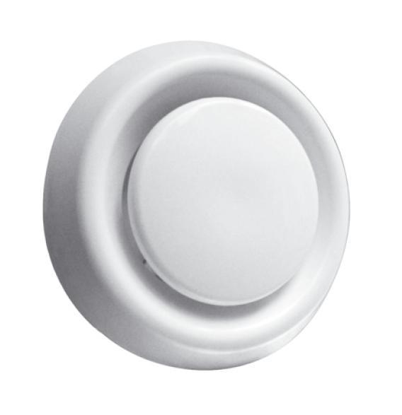 IT 100 - plastový talířový ventil