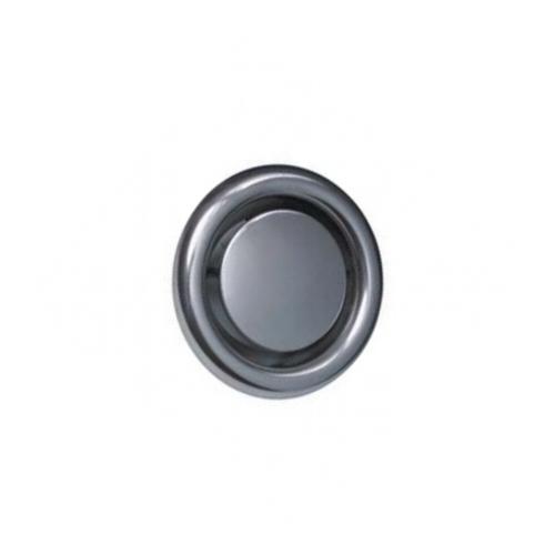 KKC 100 - kovový talířový ventil odvodní nerez