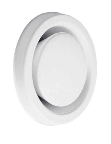 KSO 100 - kovový talířový ventil odvodní