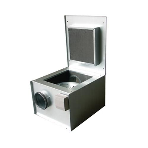 KVK 125 - potrubní ventilátor