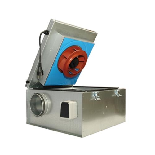 KVKE 125 EC - potrubní ventilátor