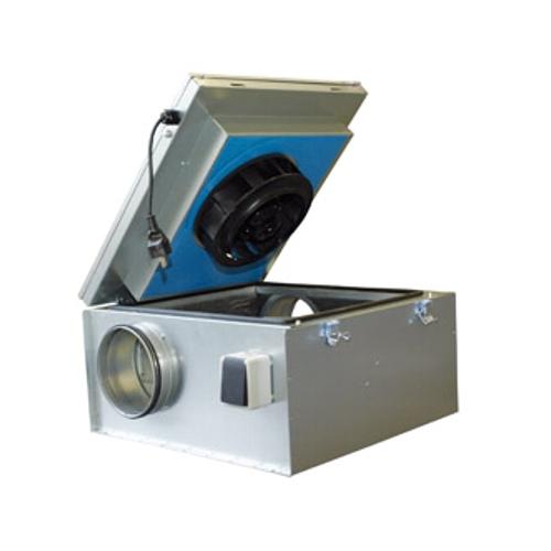 KVKE 125 - potrubní ventilátor