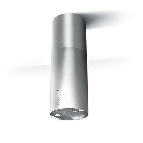 BEST LAMPEDUSA IS505 - nerezová komínová digestoř rohová
