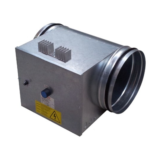 MBE 100/0,4 R2 - elektrický ohřívač s regulací