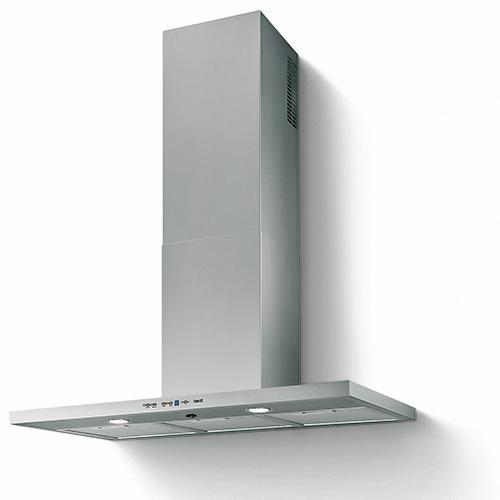 BEST NETTUNO 90 (KB180 ASC) - nerezová komínová digestoř ke zdi