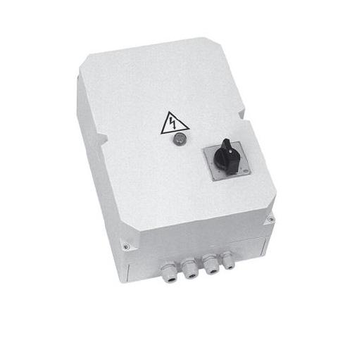 RDV 1.2 A - transformátorový regulátor otáček
