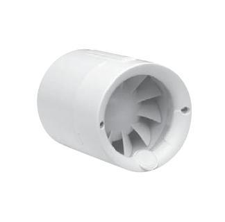 SILENTUB 100 - malý axiální ventilátor