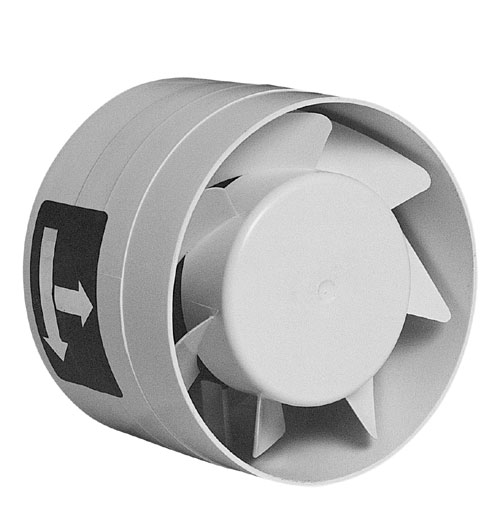 TDM 100 - malý axiální ventilátor