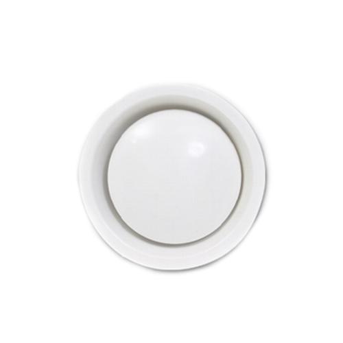 TVOM 100 - kovový talířový ventil odvodní