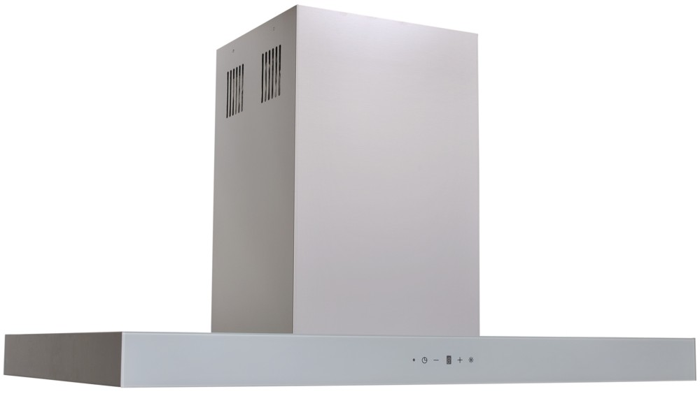 EMPIRE VIP OD 725090 - nerez/sklo komínová digestoř ostrůvková