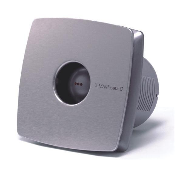 X-MART 10 INOX - malý axiální ventilátor
