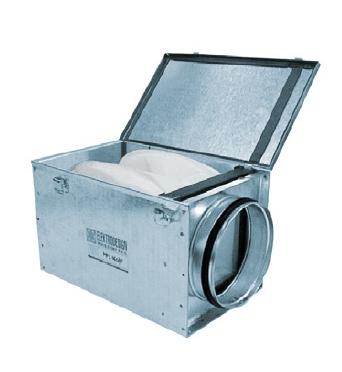 Filtrační boxy