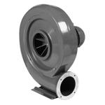 Radiální ventilátory