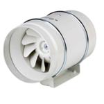 Ventilátory - kruhové potrubí
