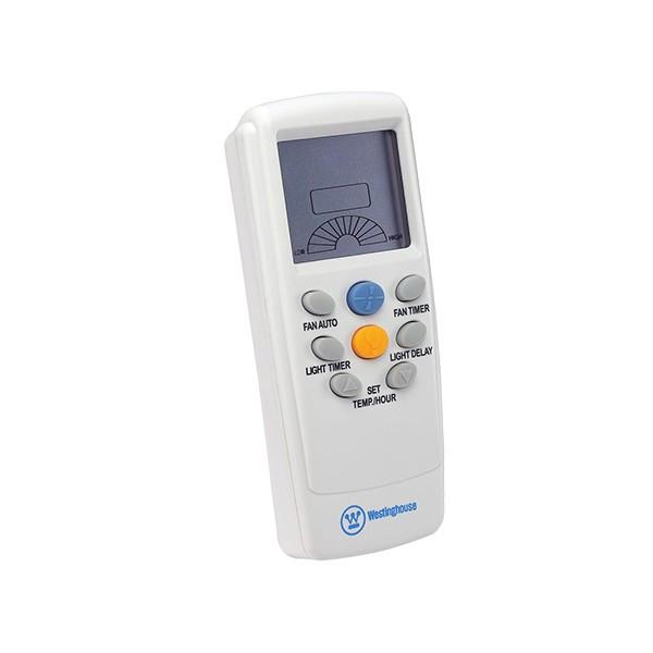 Westinghouse ovládání - rádiové s LCD