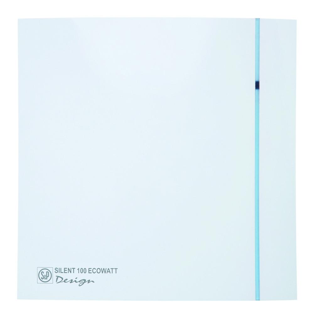 SILENT 100 DESIGN Ecowatt CRZ