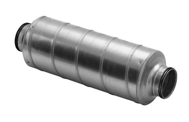SLU 355/900 50 - tlumič hluku