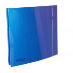 SILENT 100 DESIGN BLUE CZ